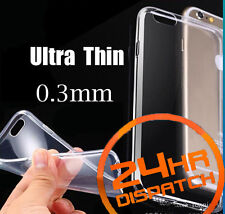 Hot Luxury Ultra Thin Silicone Gel Slim Rubber Case For Iphone6/6s {kc]285
