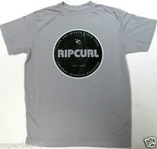 Rip Curl T Shirt Rip Curl Light Gray Live The Search Since 1969 Torquay Trestles
