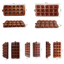 Chocolat Muffin 1pcs Jelly Ice Baking New Cake Cookie Candy Mold Bakeware Mould
