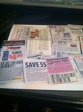 Lot Of 20 Grocery, Household, Health & Beauty Coupons