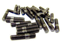 MANIFOLD EXHAUST STUDS, VARIOUS SIZES/MAKES M8, 8mm