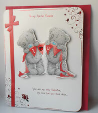 Me To You Valentines Day Cards Various Designs - Girlfriend/ Fiancee