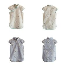 Cute Chinese Traditional Embroidery Cheong-sam Dress For Baby Kids And Girls