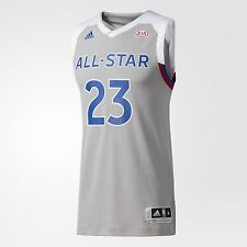adidas Performance ALLSTAR SWINGMAN MEN BASKETBALL JERSEY Granite-S,M,L,XL Or2XL