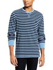 IZOD Men's Stripe Waffle Crew Neck Shirt - Choose SZ/Color