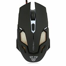Adjustable 2400DPI Optical LED USB Wired Game Gaming Gamer Office Desktop Mouse