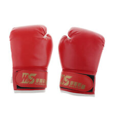 Kids Boxing Gloves Kickboxing Training Bag Gloves Fighting Gloves Muay Thai