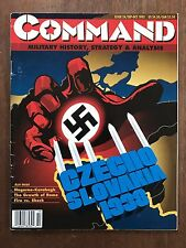 Magazine, Command, Issue 24, XTR Corp, 1993