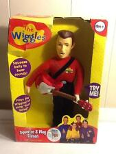 "NIB The Wiggles Red Squeeze & Play Simon 14""  Doll/Toy Talks/Sings"
