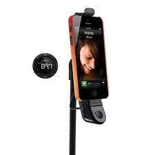 Belkin TuneBase Handsfree FM Transmitter with Lightning Connector for iPhone 5/