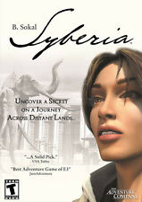 PC STEAM GAME Syberia series 1 2 1+2 3 Digital Download Code (no disc) BRAND NEW