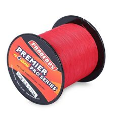 New 300M 328yds PE Fishing Line Strong Braided Lines Strands Wire 6LBS-80LBS