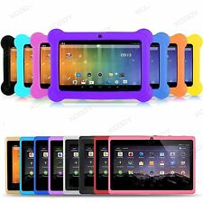 "7""INCH KIDS ANDROID TABLET PC QUAD CORE HD WIFI WEBCAME 8GB CHILD CHILDREN XGODY"