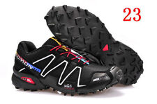 @23 Men's Salomon Shoes Speedcross 3 Athletic Running Sport Outdoor Hiking Shoes