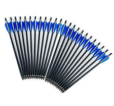 "3/6/12/18/24pcs/lot 22""Bolts Carbon Arrows for crossbow Archery shooting Dead St"