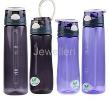 Straw Drinks Sport Hydration Water Bottle Cycling Hiking Camping BPA Free