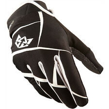 Royal Racing Signature Gloves 2014 MTB Mountain Bike Full Finger Black Red New