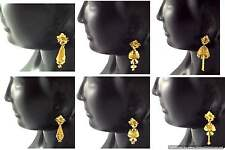 Gold Plated Earrings sets Exclusive Bollywood Designs Indian Fashion Jewellery