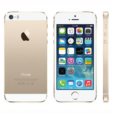"Apple iPhone 5S 16GB Worldwide ""GSM Factory Unlocked"" Phone Gold Gray or Silver"