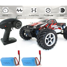 2017 RC Car 2.4ghz 1/18 Electric 4WD OFF Road RTR RC Monster Truck + 1x Battery