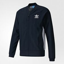 adidas Originals SUPERSTAR DENIM MEN'S TRACK JACKET Legend Ink- XS,S, M, L Or XL