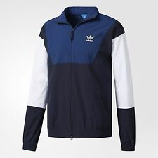 adidas Originals ORIDECON MEN'S TRACK JACKET Full Zip,Legend Ink- Size XS,S Or M