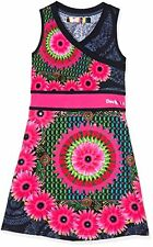 Desigual Childrens Apparel 72V32G95000 Toddler Girls Vest_helena Dress