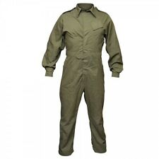 Genuine Military Issue Mans Olive Coveralls Coverall Coveralls RAF Army Green