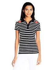Desigual Womens 72T2YM3 Magda Knitted Short Sleeve T-Shirt- Choose SZ/Color.