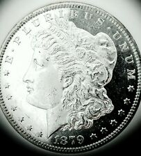 1879 O MORGAN DOLLAR * CAMEO ULTRA DMPL * GEM BU UNC * DEEP MIRROR PROOFLIKE !!!