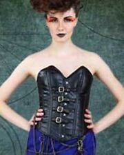 Steampunk Corset ::  Captain Of The Skies Overbust Corset