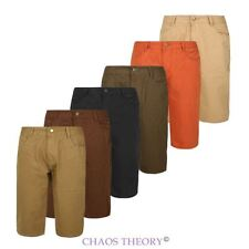 "New Mens Fit Casual Summer Chino Shorts Cotton Regular Short Pants 32""-42"""