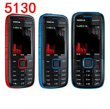 Original Nokia 5130 XpressMusic unlocked GSM Quadband mobile phone 2MP