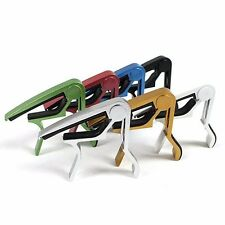 Guitar Capo Acoustic Electric Quick Change Clamp Trigger US SELLER