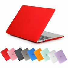 Frosted Crystal Case Cover With Keyboard Skin For Macbook Pro Retina Air 11.6 13