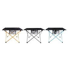 Ultralight Portable Small Hiking Camping Picnic BBQ Folding Table with Mesh Bag