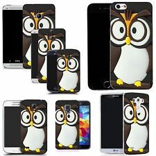pictoral case cover for most Popular Mobile phones - tawney owl