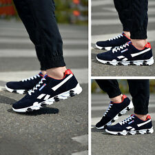 Men's Outdoor Sneaker Sport Running Casual Canvas Flats England Fashion Shoes
