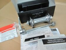 Shimano Dura Ace 7900 7800 Front Cycling Hub Road TT Time Trial 10 spd Rare