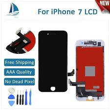 For iPhone 7 LCD Screen With 3D Touch Digitizer Display Assembly Replacement