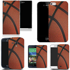 pictoral case cover for most Popular Mobile phones - traditional basketball