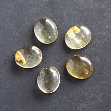 12X10MM Oval Shape, Baltic Amber Calibrated Cabochons AG-214