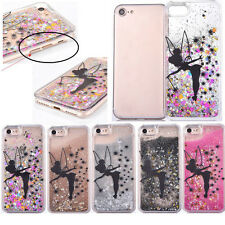 Black Angel Pattern Cellphone Protective Cover Shell Back Case for Apple iPhone