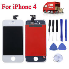 For iPhone 4 Replacement LCD Screen Touch Glass Digitizer Phone Repair Tool Kit