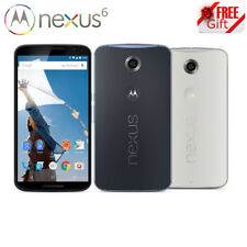 "MOTOROLA Nexus 6 XT1103 5.96"" Factory Unlocked 4G Smartphone Quad-core 3GB+32GB"