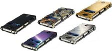 Cell Phone Case iPhone 4 & 4S iNoxcase Flip Top Screen Lid Stainless Steel CRKT