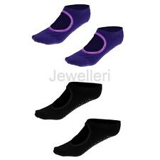 Cotton Yoga Socks Dance Socks Fitness Socks for Barre Non Slip Ballet