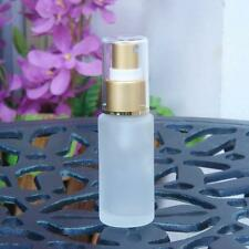 25ml Frosted Glass Bottle Atomizer Perfume Spray /20mm Free Shipping (1-12pcs)
