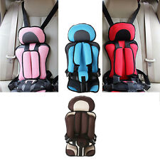 1Pc Safety Baby Child Car Seat Toddler Infant Convertible Booster Portable Chair