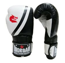 MORGAN V2 PROFESSIONAL LEATHER BOXING GLOVES (10 -12 -14 -16oz)